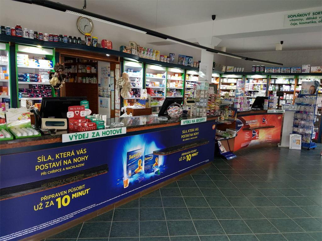 Lékárna U Floriána